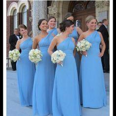 Vestidos para damas de honor, Â¡todas las opciones!
