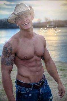 colin wayne | Colin Wayne is an insanely handsome young American soldier, fitness ...