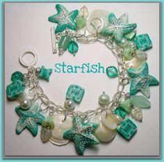 Florida Shell & Starfish Bracelet