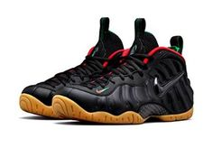 8b62d291cdf86 The Nike Air Foamposite Pro Gucci Black