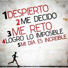 Pensamientos Positivos: Haz Posible Lo Imposible. Haz Tu Día Increíble - http://alegrar.me/pensamientos-positivos-haz-posible-lo-imposible-haz-dia-increible/
