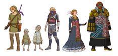 The Legend of Zelda ??? by *Gerwell on deviantART