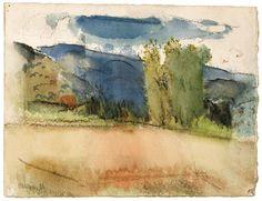 White Mountains by John Marin