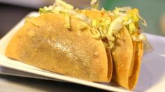 A recipe close to Jack in the Box Tacos. Not healthy, but maybe it can be on a splurge day.