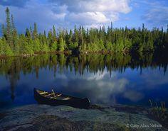 boundary waters canoe area | Thunderstorm over Seagull Lake : Boundary Waters Canoe Area Wilderness ...