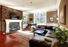 How to Arrange Furniture in Your Living Room - http://homechanneltv.blogspot.com/2015/12/home-tip-tuesday-how-to-arrange.html