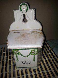 Bild 1: ALTES SALZFASS SERIE (LUISE)