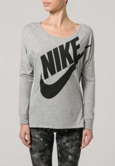 Nike Sportswear Freestyler Langarmshirt grau