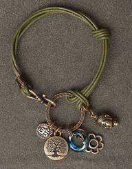 Zen Bracelet, Tierra