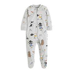 Leiki koko päivä ja nuku koko yö. Tämä pehmeä pyjama pitää olon mukavana ja lämpöisenä koko yön.