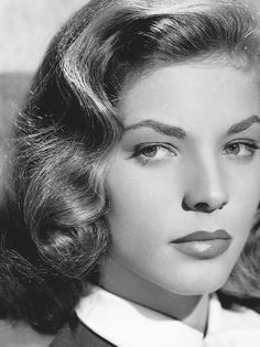 Lauren Bacall Was An Unknown 19 Year Old And Humphrey