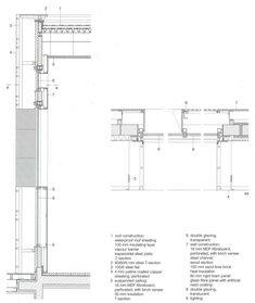 steven holl construction details - Google Search