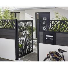Jolting Cool Ideas: Horizontal Fence Courtyard front fence privacy.Rustic Fence Gate fence sport jacket.Lattice Privacy Fence..