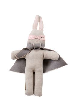 Super Bunny, natural & eco-friendly from Kathryn Davey