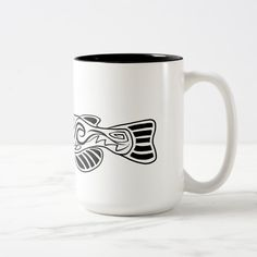 Abstract Catfish Mug - tap, personalize, buy right now!  #ocean #catfish #fish #coffee #mug Adobe Software, Catfish Fishing, Color Pop, Color Black, Adulting, Dinnerware, How To Draw Hands, Best Gifts, Art Pieces