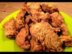Pollo estilo kentucky fried chicken - Recetas de cocina
