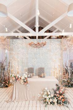 ПОРТФОЛИО Pink Wedding Decorations, Wedding Table Centerpieces, Ceremony Decorations, Table Wedding, Wedding Ceremony Arch, Wedding Venues, Outdoor Ceremony, Wedding Ideas, Lodge Wedding