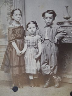 Darling Children 3 .... Civil War era
