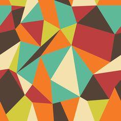 parede com listras geometricas - Pesquisa Google