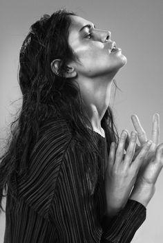 On The Libertine. 'Always Moving'. Amanda Wellsh By Henrik Bülow For Dansk Magazine . Summer 2015. 1