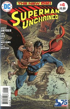 Superman Unchained (2013 DC) 4F