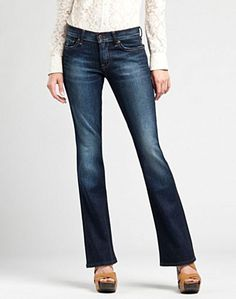 Lucky Brand Sweet n Low jeans - my favorite jeans!  $79.50 (not my favorite price :( )