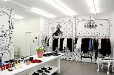 Interior Design Magazine: Fashion designer Lil Schlichting-Stegemann launched her first Lil Shop pop-up shop in 2004. The 2012 edition in Berlin's Mitte district is now closed, but a new one is on the horizon for early 2013. #InteriorDesignMagazine #Design #InteriorDesign #Berlin #boutique #LilSchlichtingStegemann