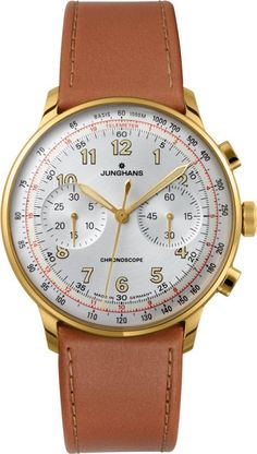 @junghansgermany Watch Meister Telemeter #bezel-fixed #bracelet-strap-leather #case-depth-12-6mm #case-material-yellow-gold #case-width-40-8mm #chronograph-yes #delivery-timescale-7-10-days #description-done #dial-colour-silver #gender-mens #luxury #movement-automatic #official-stockist-for-junghans-watches #packaging-junghans-watch-packaging #style-sports #subcat-meister #supplier-model-no-027-5382-01 #vip-exclusive #warranty-junghans-official-2-year-guarantee #water-resistant-30m