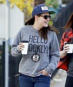 Kristen Stewart LA (12/21/2013)