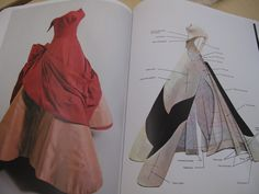 Charles James, Clover Evening Dress, 1953, Museum at F.I.T Museum Purchase.  via lacasapark
