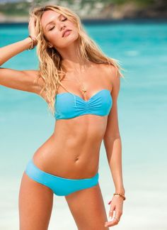 #Swimwear #Beach #Bikini #Victorias #Secret #Sexy #Hot #Model #Women #Fashion