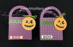 Artsy Margi : Halloween Countdown Day #2 - Happy Treats!