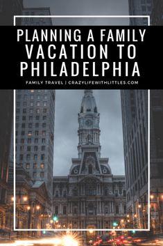 a kids guide to philadelphia