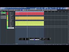 Cubase 8 Automation using VCA faders NEW FEATURE!!!!