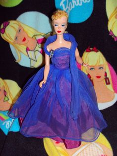 Halina Doll Fashion of Chicago VIntage Barbie Fashion DOLL NOT INCLUDED