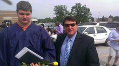 Spencer's high school graduation at Kettle Moraine