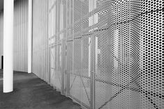 Perforated Metal - Facade Cladding - Various Geometries Deep Drawing, Music Museum, Metal Facade, Expanded Metal, Metal Curtain, Perforated Metal, Corrugated Metal, Unique Architecture, Facades