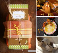 Free Thanksgiving Printables and craft ideas