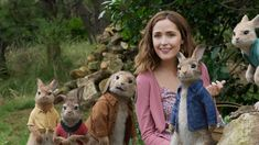 2/05/18 5:13a    Sony Pictures  ''Peter Rabbit''    Rose Byrne    peterdebruge.variety.com.