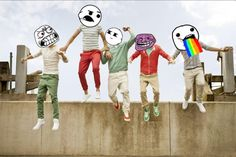 1 D Is colorful
