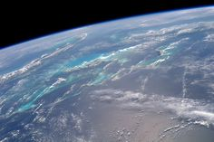 NASA Jeff Williams International Space Station Earth spinning at 96800 feet per second