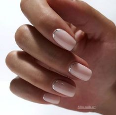 The Shellac nails comprehensive guide. Get the fullest insight into the shellac manicure and ask for one yourself on your next visit to the salon. Shellac Nail Designs, Shellac Manicure, Manicure Colors, Nail Colors, Nail Art Designs, Design Art, Nail Lacquer, Nail Polish, Bride Nails