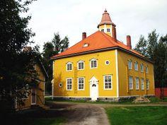 Pietarsaari, Schaumanin kesäkonttori.