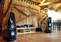Fotos de sistemas de audio de todo tipo / Pictures of Audio Settings / Аудио-системы в фотографиях - Página 4