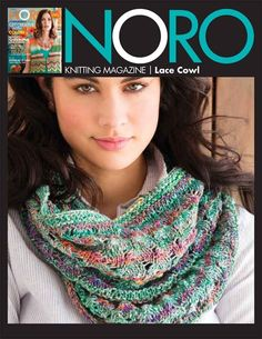 Lace Cowl in Noro Kibou - 05 - Downloadable PDF. Discover more patterns by Noro at LoveKnitting. We stock patterns, yarn, needles and books from all of your favourite brands.