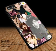 Harry Styles Collage iPhone 6s 6 6s  5c 5s Cases Samsung Galaxy s5 s6 Edge  NOTE 5 4 3 #music #1d DOP2143