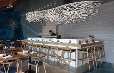 """Attēlu rezultāti vaicājumam """"restaurant lighting ideas"""""""