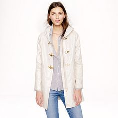 J.Crew - Collection linen slicker