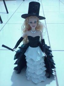 Todas estas bonecas foram feitas pela Mila do bloghttp://diamilarr.blogspot.com.br/   PAP boneca princesa em E.V.Afeito pela Mila VEJA A...