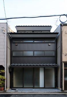 alphaville architects / new townhouse, kyoto
